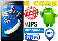 Игровой планшет Lenovo tab2 A7-20. 8 ядер 1/16GB, IPS, GPS