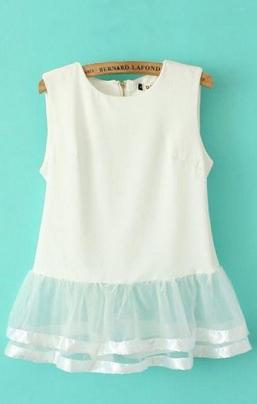 Подростковая блуза для девочки Валери