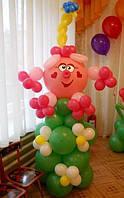 Смешарики из шаров, фото 1