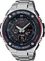 Мужские часы Casio G-SHOCK GSTS100D-1 Касио противоударные японские кварцевые