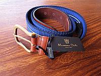 Шикарный мужской ремень испанского бренда Massimo Dutti.