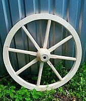 Колесо деревянное от телеги 80 см