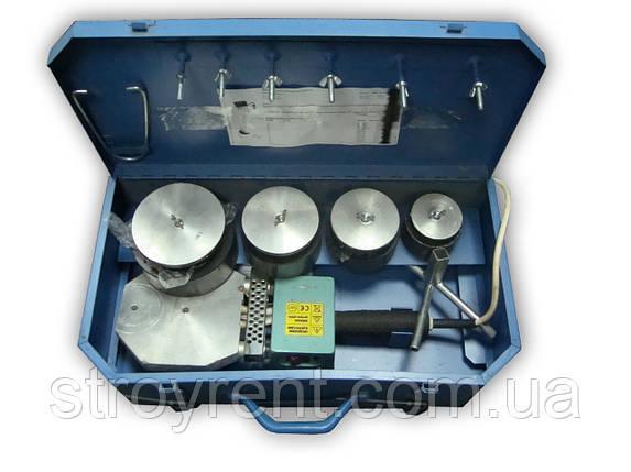 Паяльник KAN для полипропиленовых PPR труб 63-110 мм - аренда, прокат, фото 2