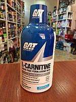 Купить л-карнитин GAT L-Carnitine Liquid 473 ml.