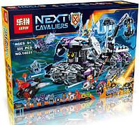 Конструктор Lepin серия Next Cavaliers 14031 Штаб Джестро (Аналог Lego Nexo Knights 70352)