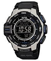 Мужские часы Casio Protrek PRG-270-7 Касио противоударные японские кварцевые