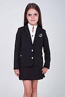 Школьный костюм для девочки Клубный.Пиджак и юбка. Размер 122- 146