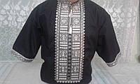 Рубашка вышиванка мужская опт и розница