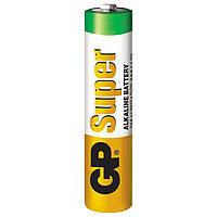 Батарейка GP Super Alkaline 1.5V LR03 24A-2UE2, AAA щелочная