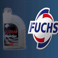 Моторное масло синтетика FUCHS TITAN SUPERSYN 5W40 1L