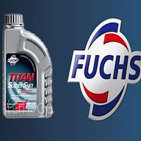Моторное масло синтетика FUCHS TITAN SUPERSYN F ECO-DT 5W30 1L