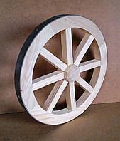 Колесо деревянное от телеги 50 см
