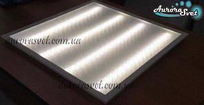 AuroraSvet LED світильник 40Вт 5000К. Світлодіодний світильник. Світильник растровий LED.