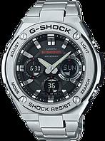 Мужские часы Casio G-SHOCK GSTS110D-1 Касио противоударные японские кварцевые