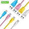 USB кабель GOLF GC-27T Diamond series USB cable-type C