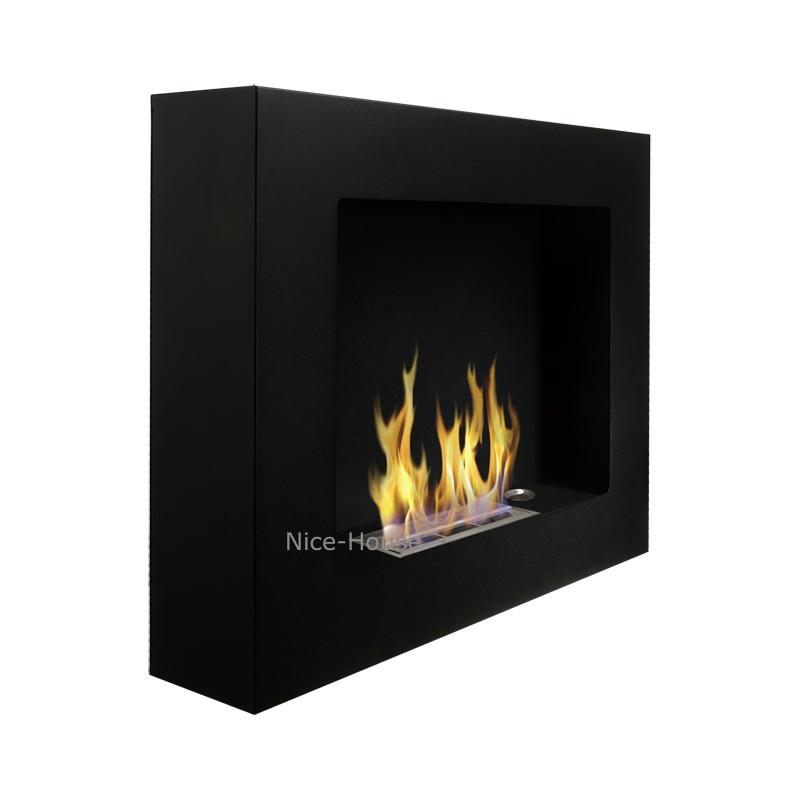 Биокамин  Nice-House Easyone 580x490 мм черный