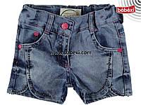Джинсовые шорты для девочки 4,5,6 лет 219610