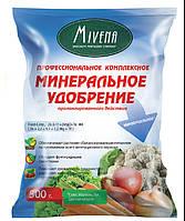 Умное комплексное удобрение Mivena для лука салата моркови и цветной капусты