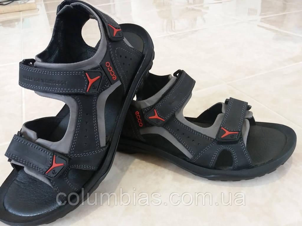 Кожаные польские сандали Ecco 3fa9f3bb2b18f