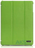 Чехол для планшета iCarer Ultra thin genuine leather series for iPad Air Green (RID501gr)