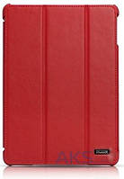 Чехол для планшета iCarer Ultra thin genuine leather series for iPad Air Red (RID501red)