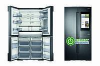 ChefCollectionPorcelain – холодильник из фарфора
