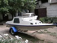 Построим лодку для отдыха и рыбалки под мотор до 30 л. с
