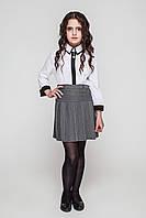 Школьная юбка для девочки Мери Размеры 122 - 158