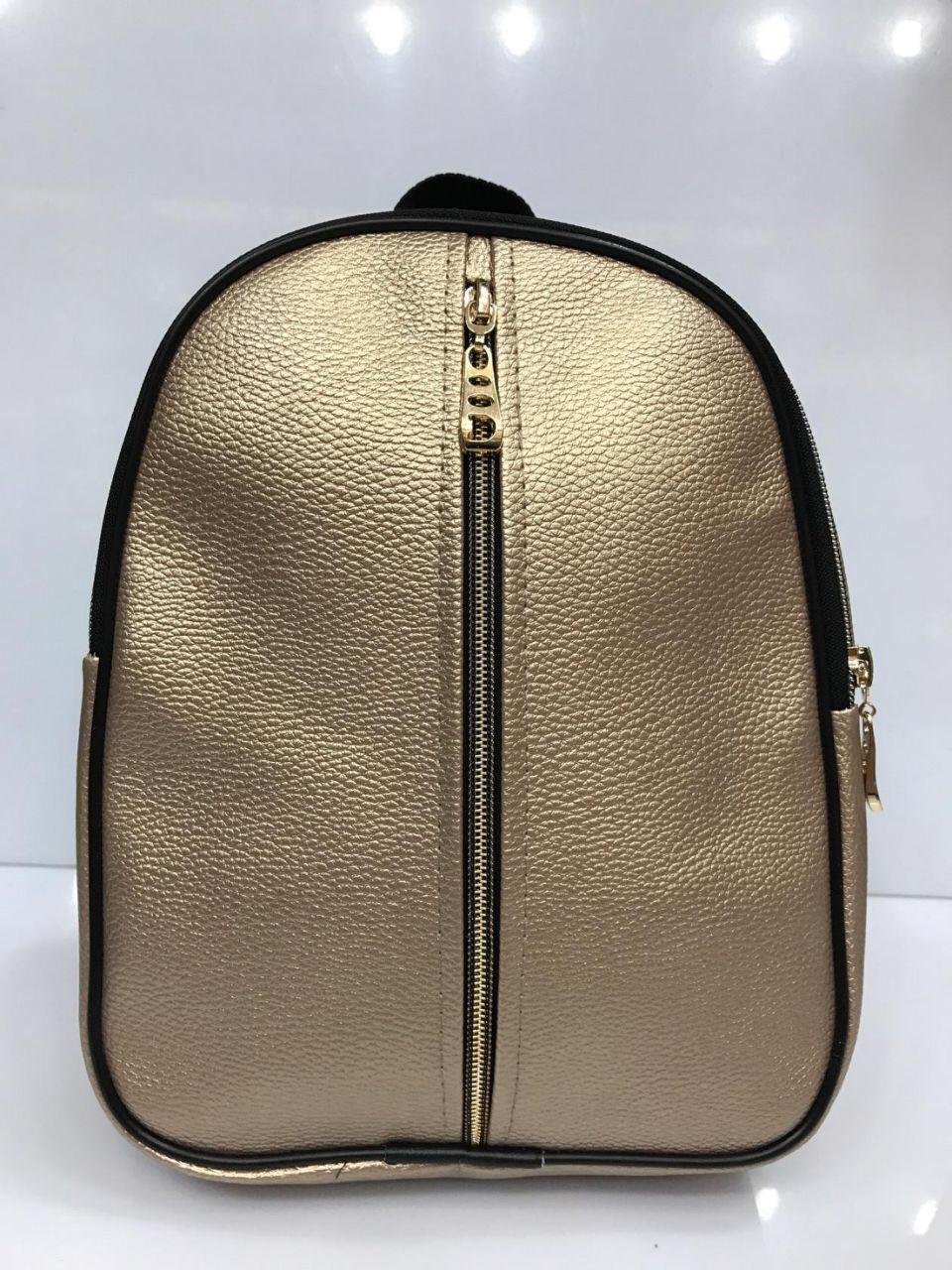 Женский рюкзак из кожзаменителя