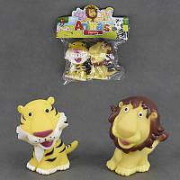 Пищалка 3388-2 В / 466-610 (216/2) 2шт (лев+тигр), в кульке