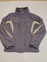 Курточка сиреневая лыжная