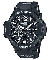 Мужские часы Casio G-SHOCK GA-1100-1А Касио противоударные японские кварцевые