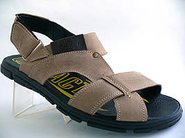 Кожаные сандалии САТ. Трансформеры.