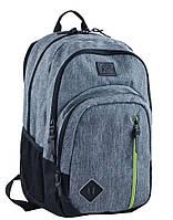 Рюкзак подростковый School T-35 Alan, 49*33*14см 553206