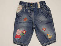 Штаны джинсовые