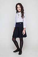 Школьная юбка для девочки Мерилин Размеры 122 - 158
