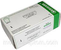 """Перчатки медицинские """"Medicare"""",размер L, не стерильные, диагностические, смотровые, нитриловые перчатки, фото 1"""