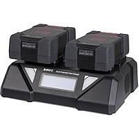 Зарядное устройство SWIT S-3812S 2-ch V-mount Fast Charger (Dual 12V)(S-3812S)
