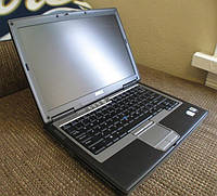 Ноутбук Dell Latitude D630 Pentium IV M, 2.0GHz (dual core) / 1gb/ 40Gb/ 14.1» (1440x900) Com port