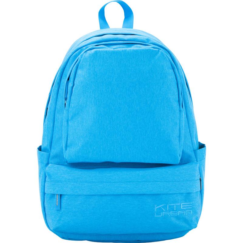 Голубой рюкзак Kite 995 Urban-2, K17-995L-2