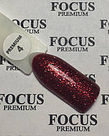Гель-лак FOCUS Premium №004, 8 мл