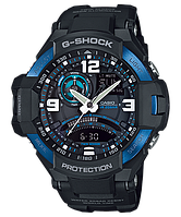Мужские часы Casio G-SHOCK GA-1000-2BER Касио противоударные японские кварцевые