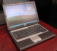 Ноутбук Dell Latitude D630 Pentium IV M, 2.2GHz (dual core) / 4gb/ 500Gb/ 14.1» (1440x900) Com port