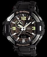 Мужские часы Casio G-Shock GA-1000-1BDR Касио противоударные японские кварцевые