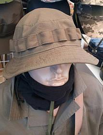 Камуфляжная военная панама (Хаки)