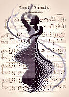 "Схема для вышивки бисером ""Танец. Романтик"""
