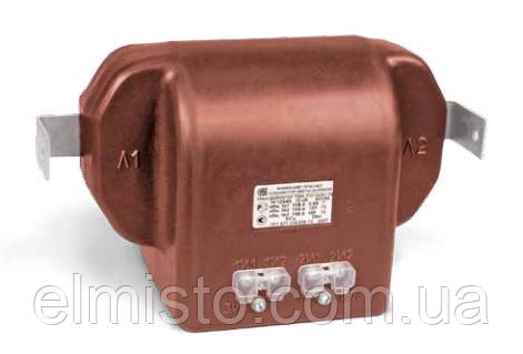 ТПЛ 10М 600/5 кл.т. 0,5 опорно-проходной трансформатор тока с литой изоляцией на класс напряжения до 10 кВ