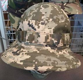 Камуфляжная военная панама (Пиксель)