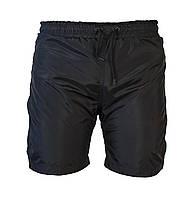 Пляжные мужские черные шорты