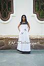 Вышитое платье бохо вышиванка лен, этно, бохо-стиль, вишите плаття вишиванка, Bohemian, фото 2